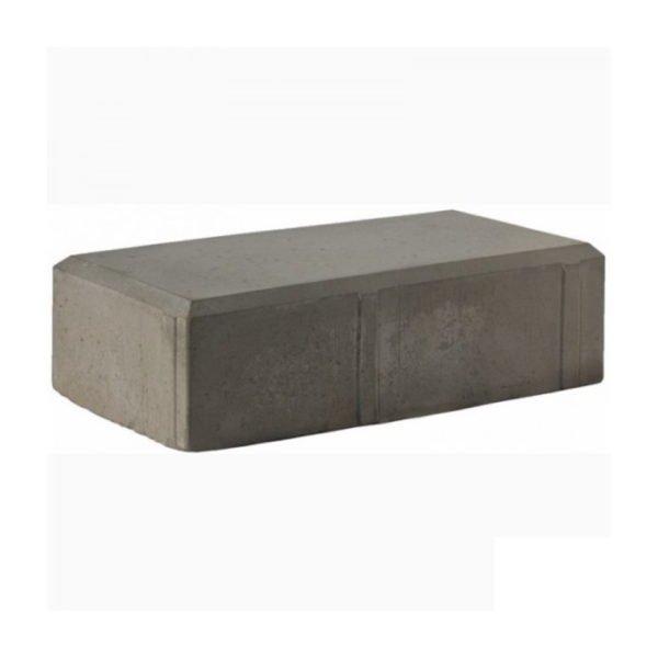 Брусчатка прямоугольник (198х98х60)